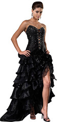 555071f (Sabrina Satin1) Tags: feminine sissy crossdresser ballgown crossdressingfantasy