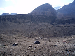Barren (fermicat) Tags: jasper columbiaicefield icefieldsparkway canadianrockies athabascaglacier