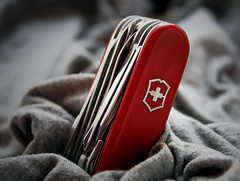 Victorinox Champion (ma_ba) Tags: red army switzerland swiss steel champion knife blade knives pocket edc victorinox sak pocketknife penknife