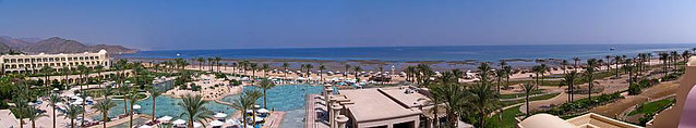 Panorama photo no. 26 - Egypt, Taba Heights