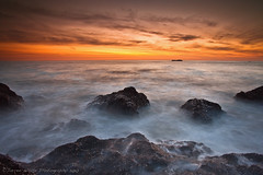 Mysteries of the Sea (Darren White Photography) Tags: ocean longexposure sunset sky white nature darren clouds oregon canon northwest scenic pacificocean pacificnorthwest oregoncoast 1740l landscapephotography rockycoastline centraloregoncoast darrenwhite outdoorphotographer oregontravel traveloregon darrenwhitephotography 5dmkii pacificnorthwestlandscapes landscapesofthenorthwest