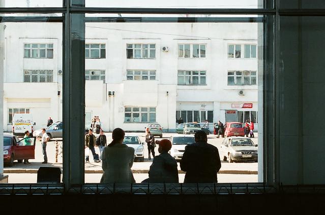 Railway Station, Vladimir