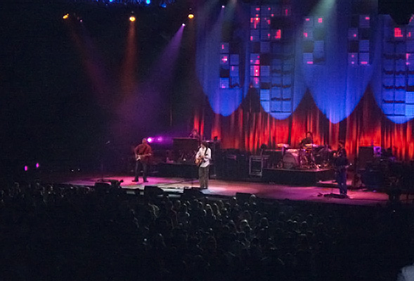 John Mayer Rocks Vancouver