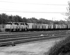 ex-UP locos in Columbia (Joseph C. Hinson Photography) Tags: railroad train unionpacific columbiasc hlcx emdsd60 leaseunits josephchinson joethephotog helmsleasing