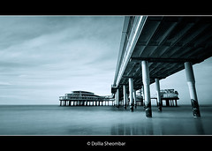Pier Scheveningen @ Moonlight (DolliaSH) Tags: dollia sheombar dollias dolliash canoneos50d canon canonefs1022mmf3545usm longexposure nd110 bw10stopsolidndfilter ultrawide wideangle 1022mm 50d zuidholland southholland holland nederland thenetherlands scheveningen pier denhaag thehague tourist place location trip vacation holiday destination journey tour touring tourism travel traveling visit visiting zh nl explore frontpage 100commentgroup 1022 le filter beach seascape strand dutch sea playa ranta plage spiaggia plyazh europe photo photos foto color colors photography city architecture urban water northsea noordzee topf50 topf100 noordsee mar
