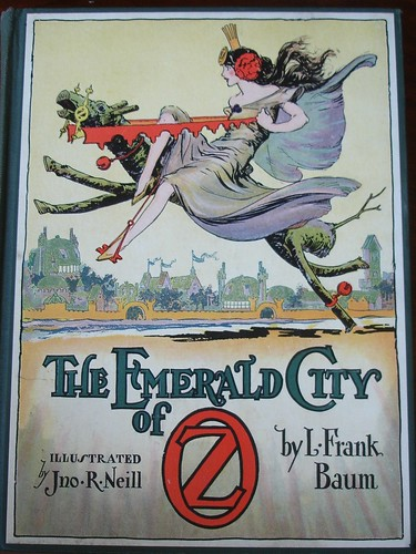 blog emerald city oz