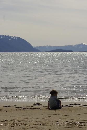 Not much better than a sandy beach