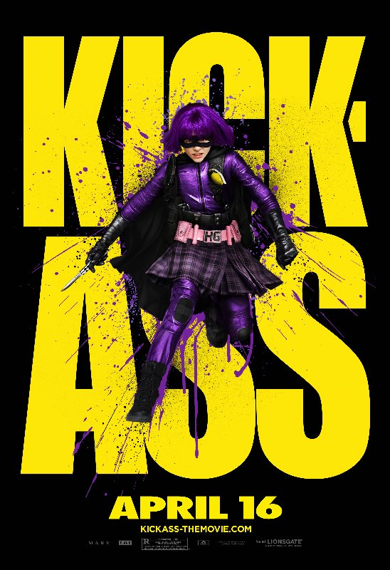 Kick Ass Hit girl 1