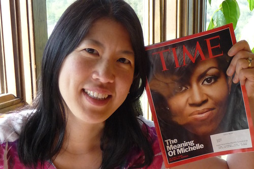Eating Breakfast with Michelle Obama at Grove Park Inn