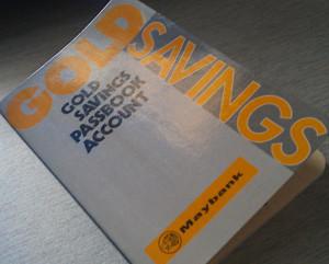 Passbook GSPA