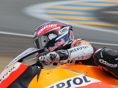 Moto2 Winner Marc Marquez