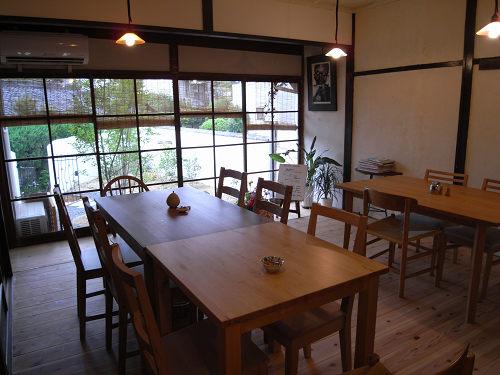 きたまちの隠れ家的カフェ『koharu cafe』@奈良市