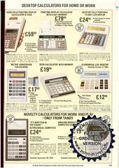 Tandy 1981(29) (gusset) Tags: toys retro electronics 1981 catalogue hifi tandy microcomputer
