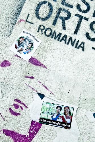Bukarest: Sohvasurffaajat Romaniassa