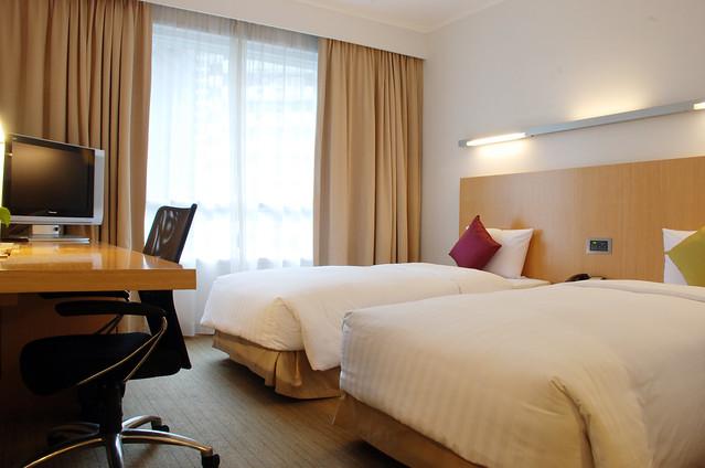 ノボテル センチュリー ホテル 香港