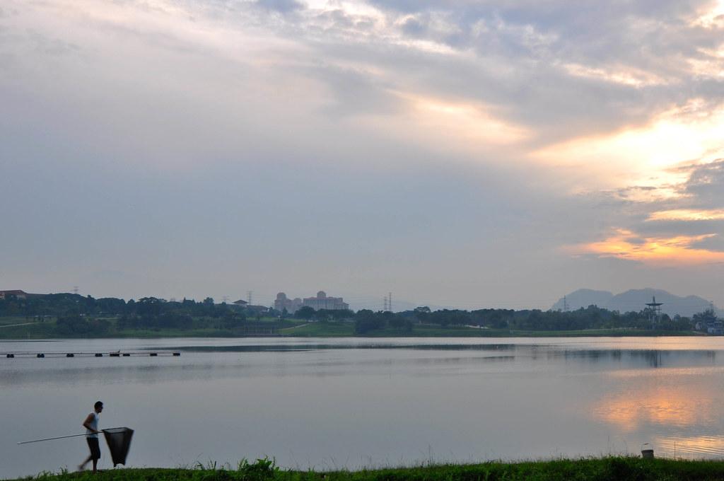 7:19am where is the sun 太阳在哪里 ...