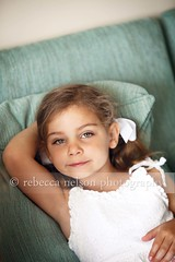 Relaxation (Rebecca812) Tags: family vacation cute girl beautiful smile happy kid break child sweet daughter whitedress canon5dmarkii rebecca812 gettyimagesportraits heritage2011