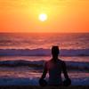 Sunrise (Halans) Tags: australia active beach fun health leasure lifestyle ocean recreation sand sea sport summer sun sunrise travel vacation water waves woman yoga curlcurl