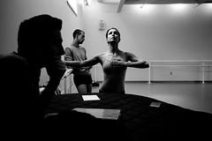 Sam (DEARTH !) Tags: ballet dancing editorial dancers rehearsal aspen reportage colorado dance dearth dancer blackandwhite samanthaklanaccampanile aspensantafeballet