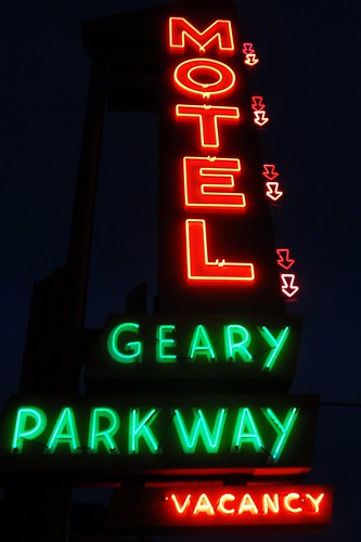 Motel Geary Parkway 04