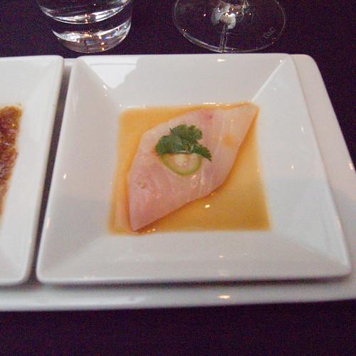 Nobu tuna
