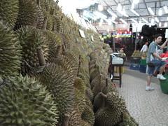 Durian - Geylang, Singapore