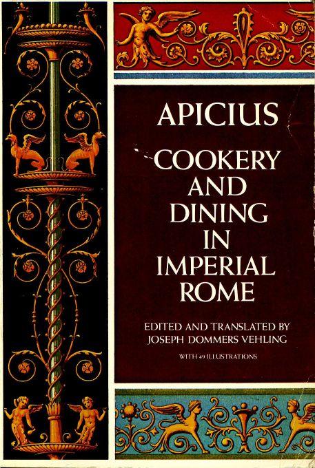 apicius cover