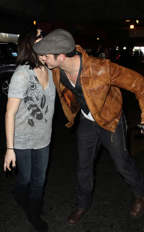 Ashley Greene, Kellan Lutz