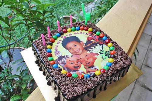 Cake Ishami