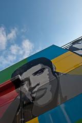 Peter Blake's Art Bus (ankehuber) Tags: bus art royal wells peter blake tunbridge bluemoon