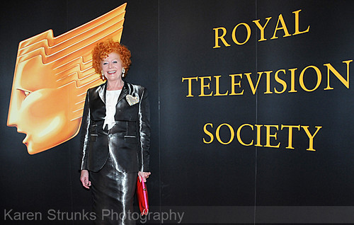 Royal Television Society Awards 2009 by Karen Strunks Patricia Quinn