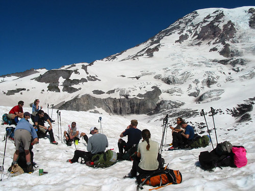 Rainier Summit Climb 2003