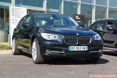 Test BMW serie 5GT 16