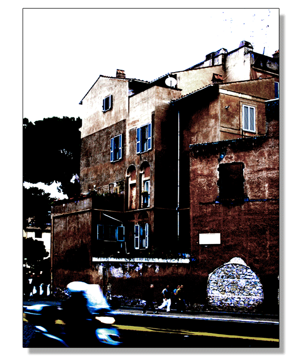 Hus i Rom