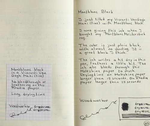 Montblanc Black
