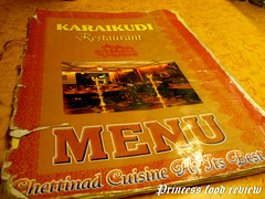 Karaikudi Indian Restaurant