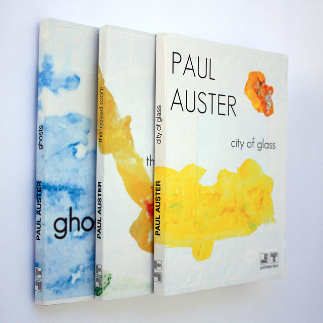 """The New York Trilogy"", Paul Auster"