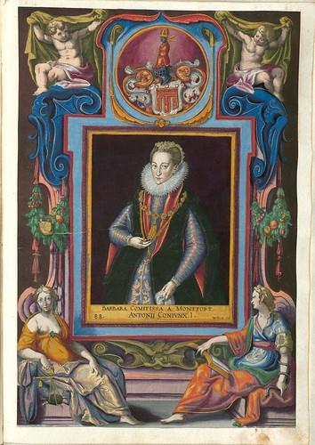 Fuggerorum et Fuggerarum .. Imagines n
