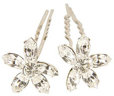 andreas beau star-flower-hair-pins