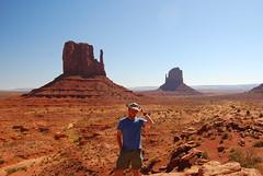 Sei tu John Wayne? ;-) (supersky77) Tags: monument utah ut valley navajo monumentvalley