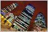Blue London Night - Swiss Re Building, 30 St Mary Axe, (davidgutierrez.co.uk) Tags: city blue urban building london colors architecture night skyscraper buildings dark spectacular geotagged photography lights photo arquitectura cityscape darkness image dusk sony centre cities cityscapes center structure architectural business nighttime 350 londres architektur nights sensational metropolis alpha gherkin londra impressive 30stmaryaxe tower42 dt nightfall aviva municipality edifice swissrebuilding cites londonist thesquaremile f4556 1118mm sonyalphadt1118mmf4556 sonyα350dslra350