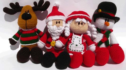 Amigurumi Christmas Special