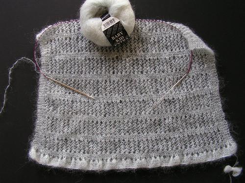 Echarpe Knitty