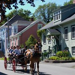 Lunenburg: Carriage Tour of Old Town Lunenburg