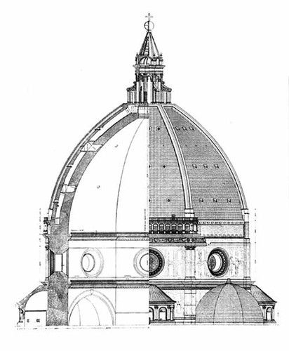 Section of the Dome