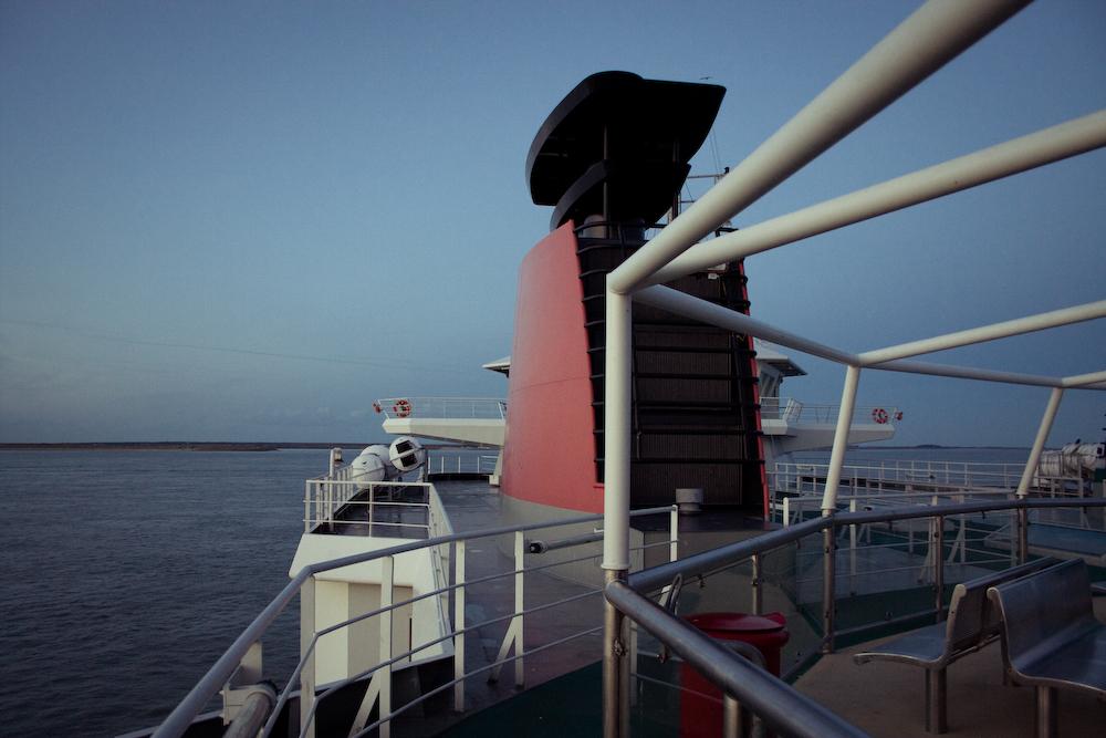 From Den Helder to Texel