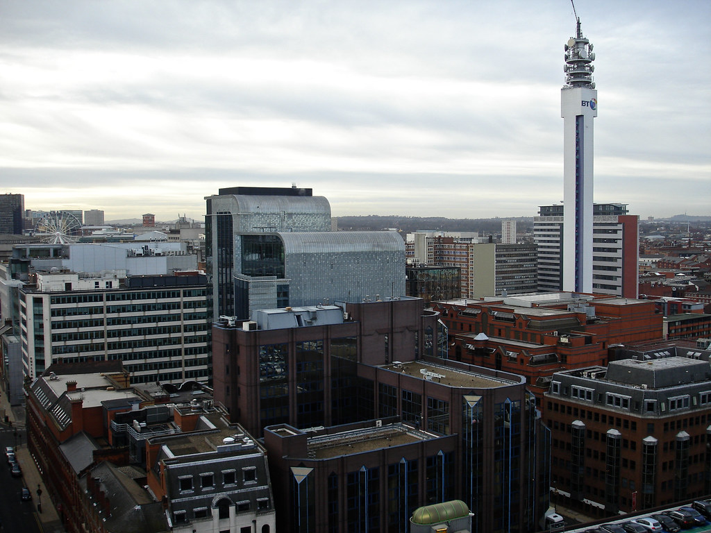 Birmingham office  836