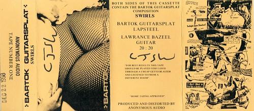 Bartok Guitarsplat