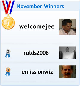 November 09 Bonus Winners med
