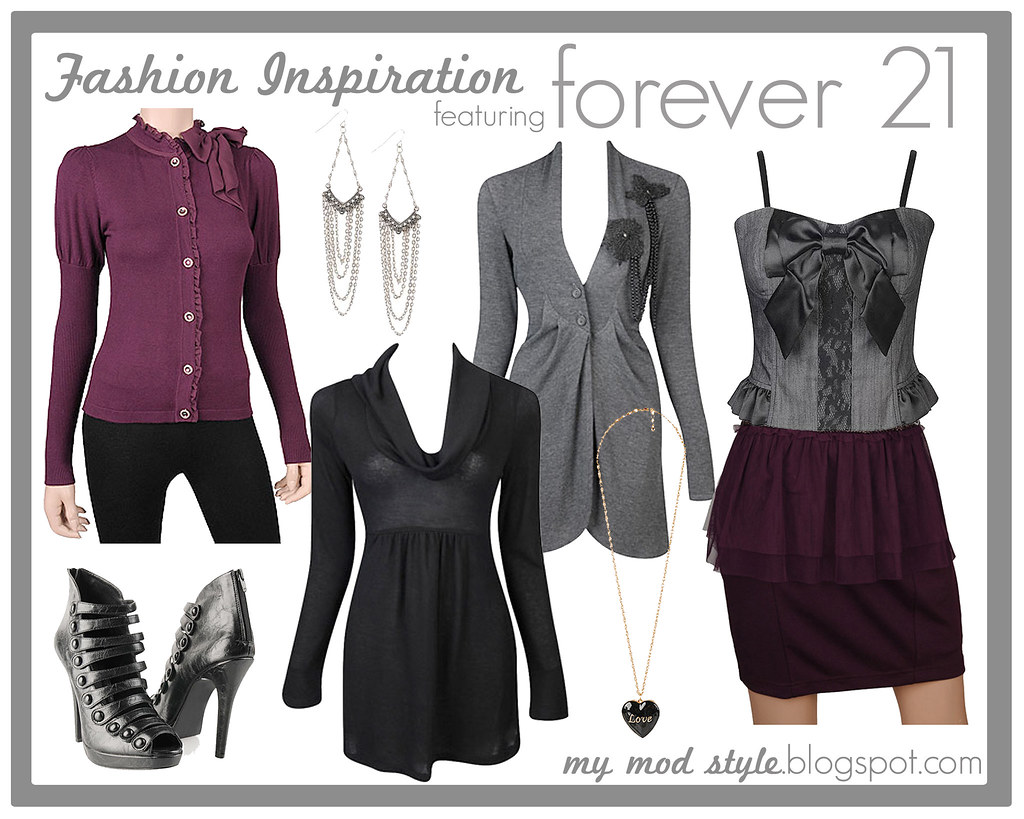 Fashion Inspiration - Dec 09